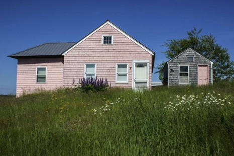 Little Pink House - NHP55